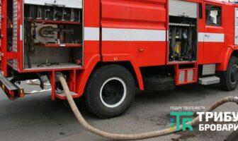 пожежна автівка