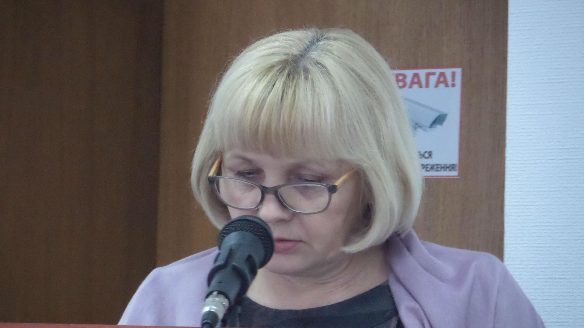 Тетяна Щербак