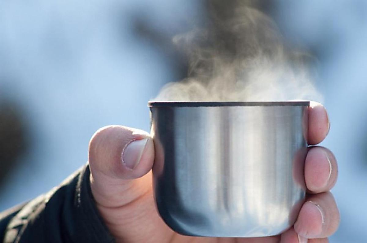 чай, кава, термос, чашка, гаряче, обігрів