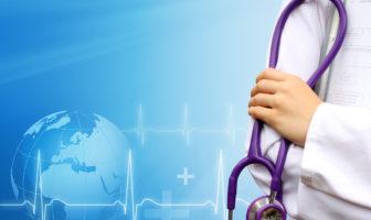 Медицина, лікар, стетоскоп
