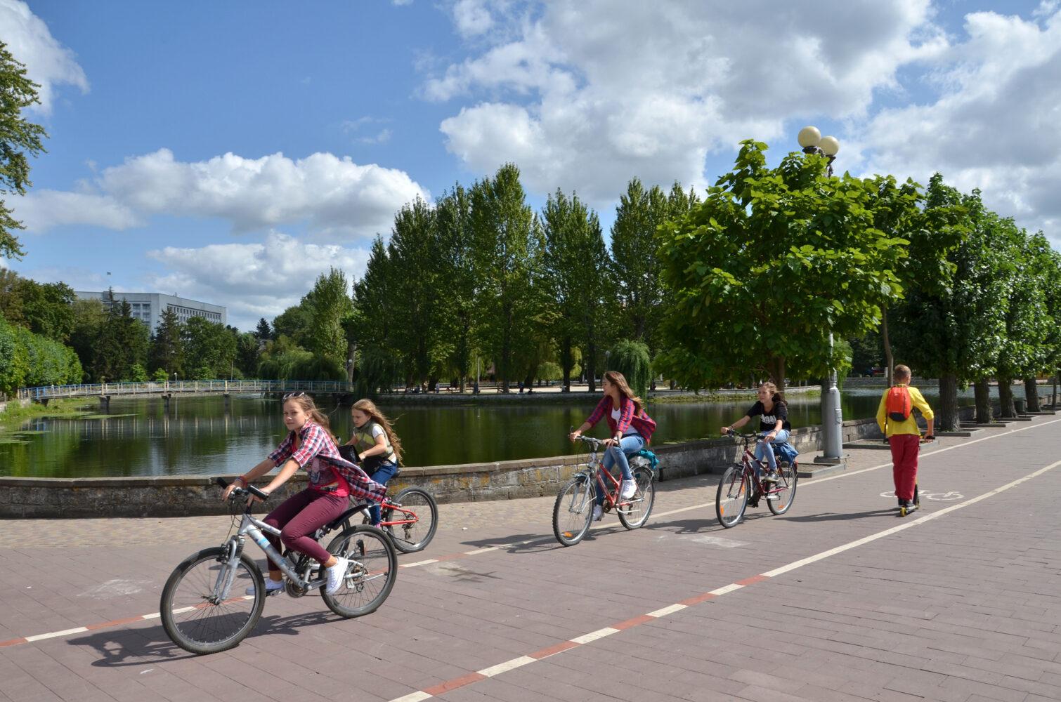 велосипедний заїзд