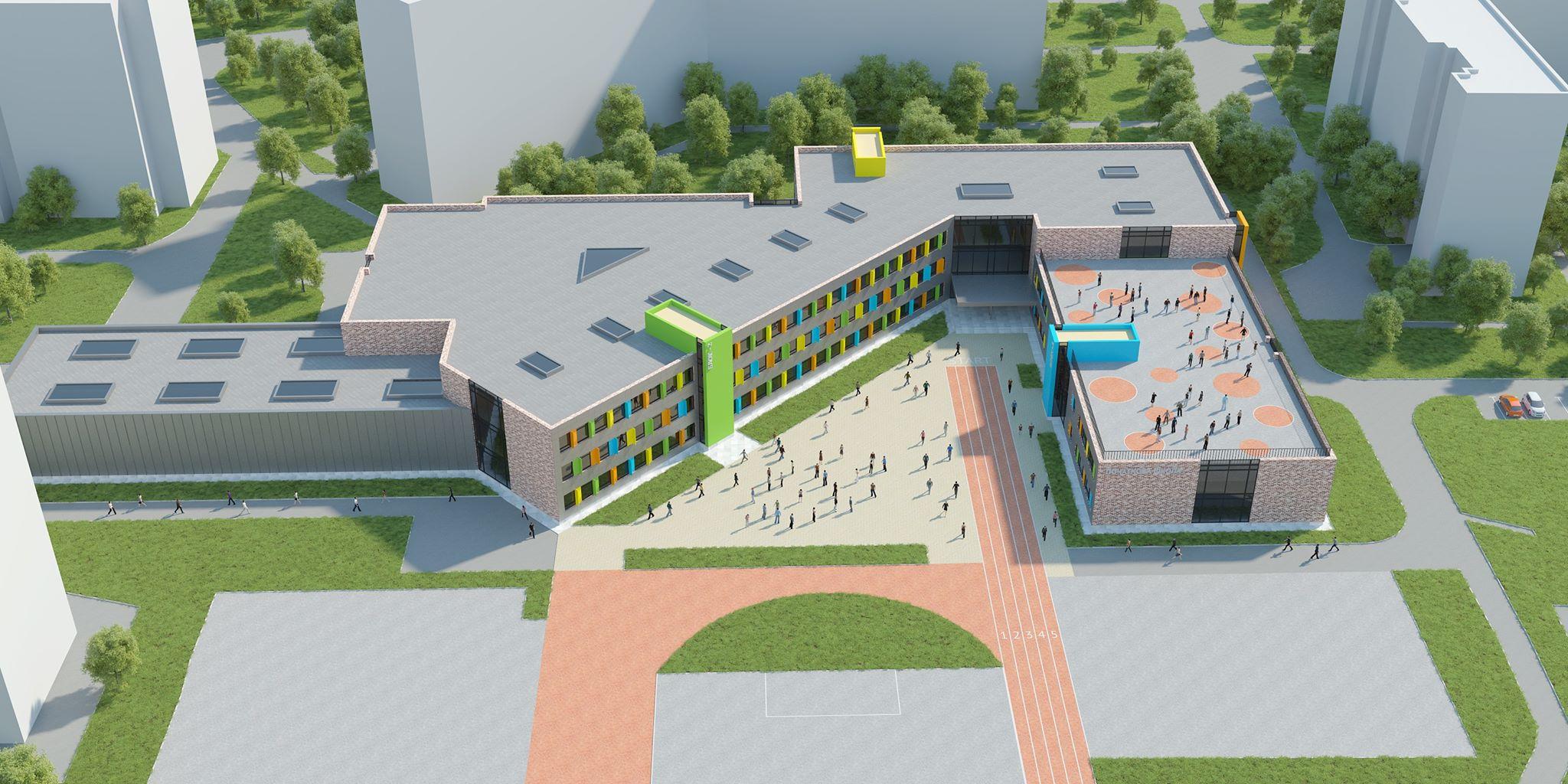 Недобудованій початковій школі № 10 схвалено статут та штатний розпис
