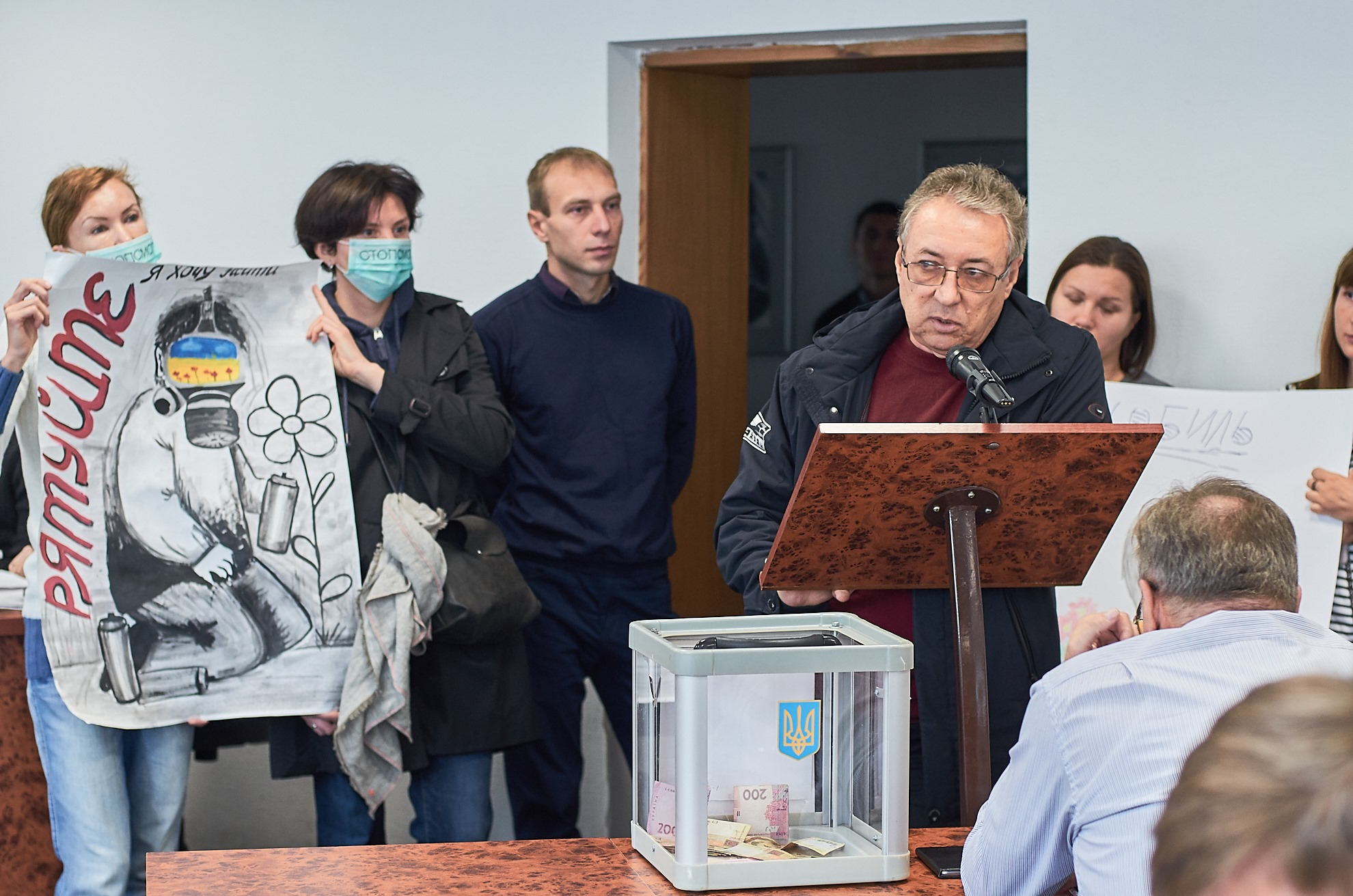 Юрій Жимайлов- головний еколог Броварів