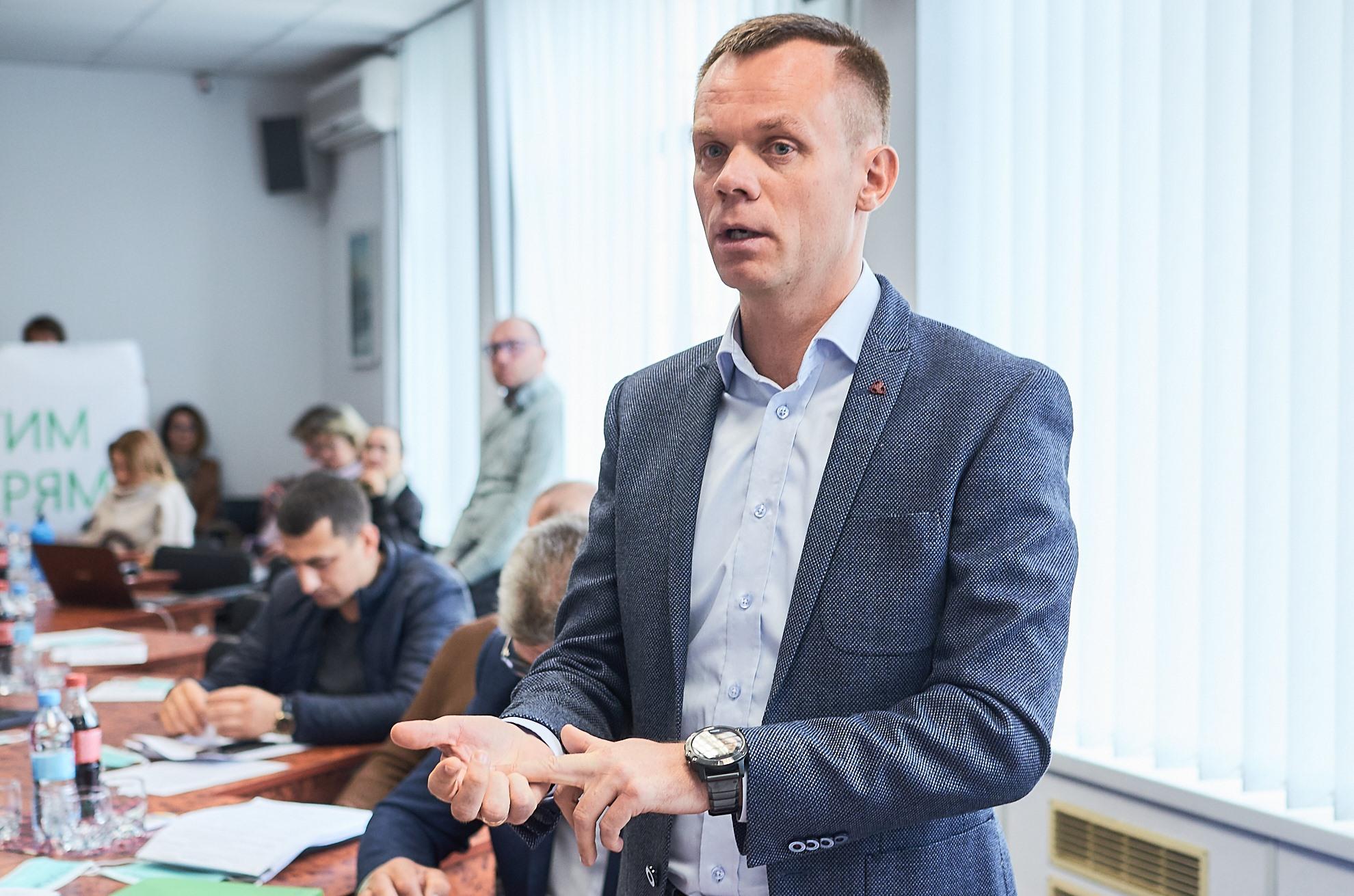 Леонід Черепєйнік, депутат