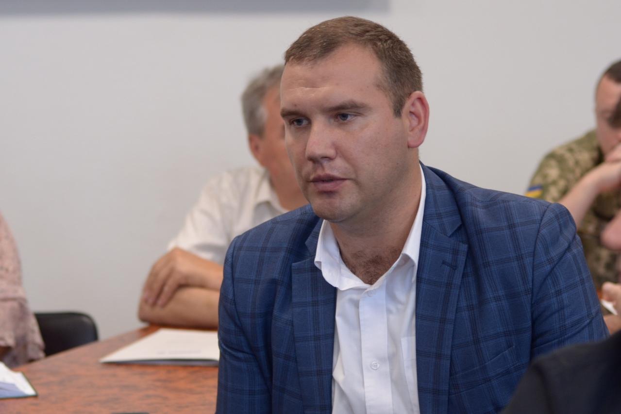 Дмитро Рожков