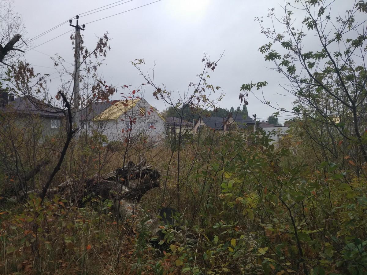 Територія району Радіостанція на Торгмаші