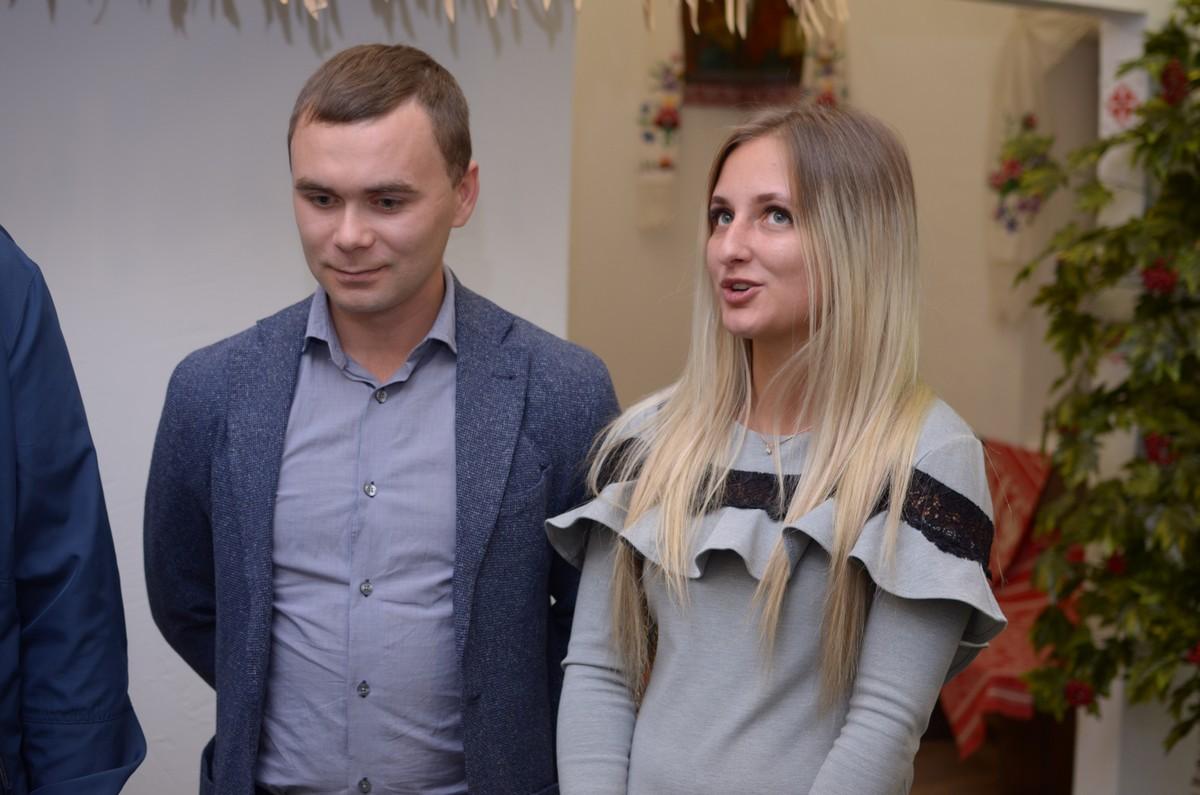 Галина і Олексій Серьогіни. СвітЛиця