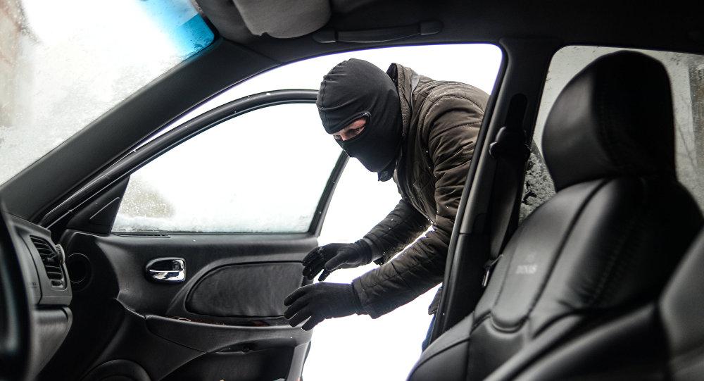 викрадення автівки