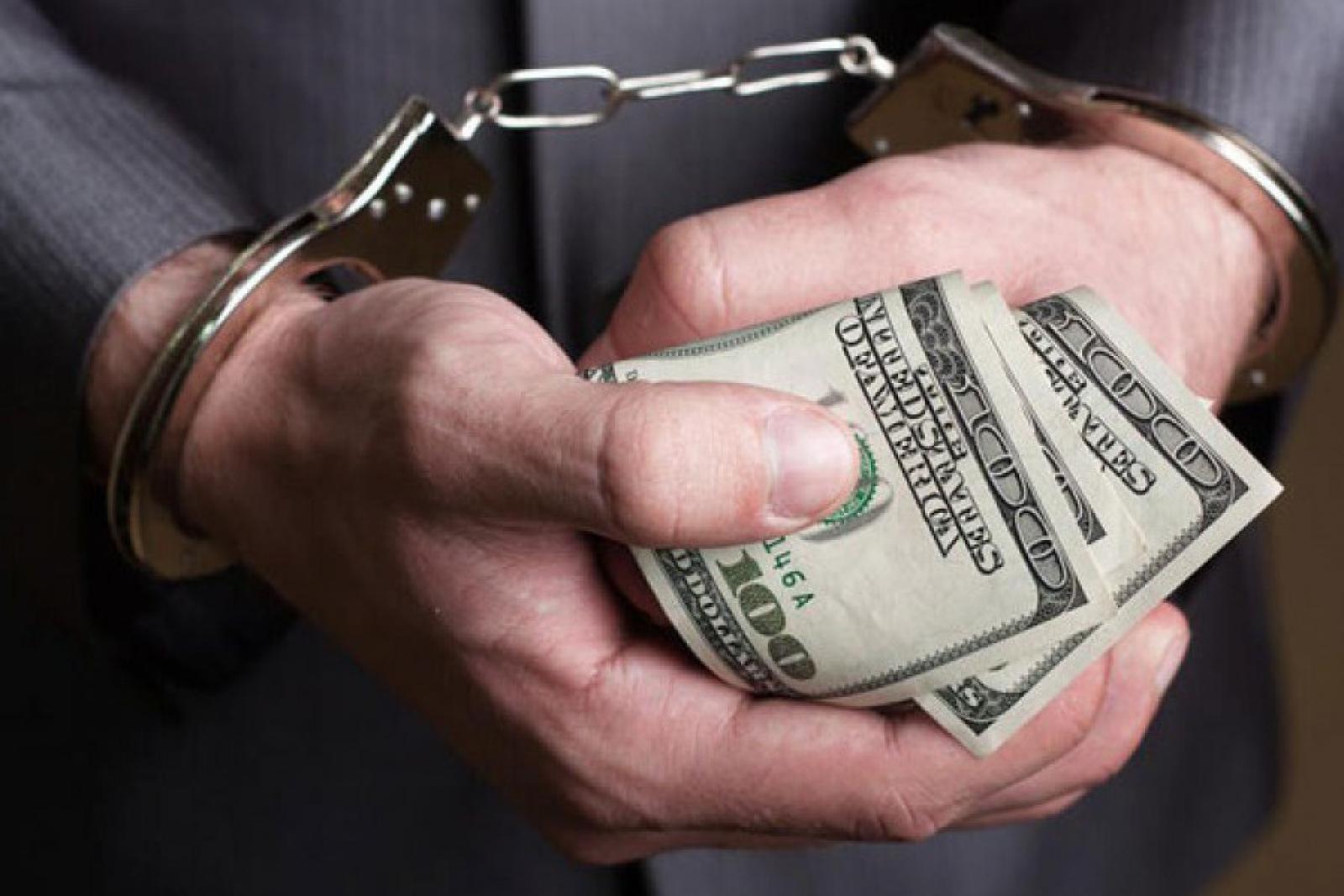 корупція в Україні