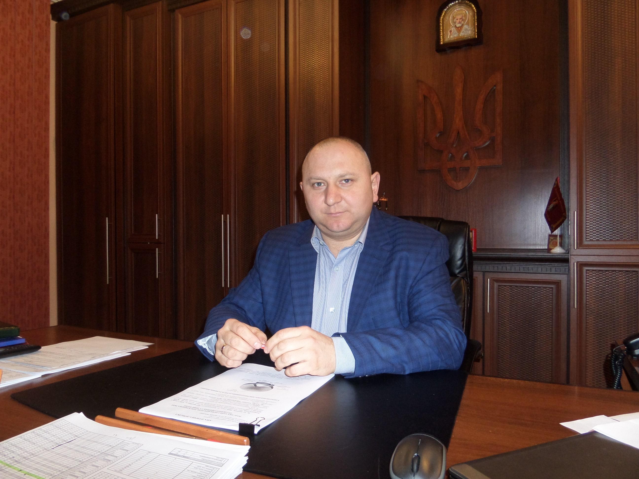 Олег Янчинський