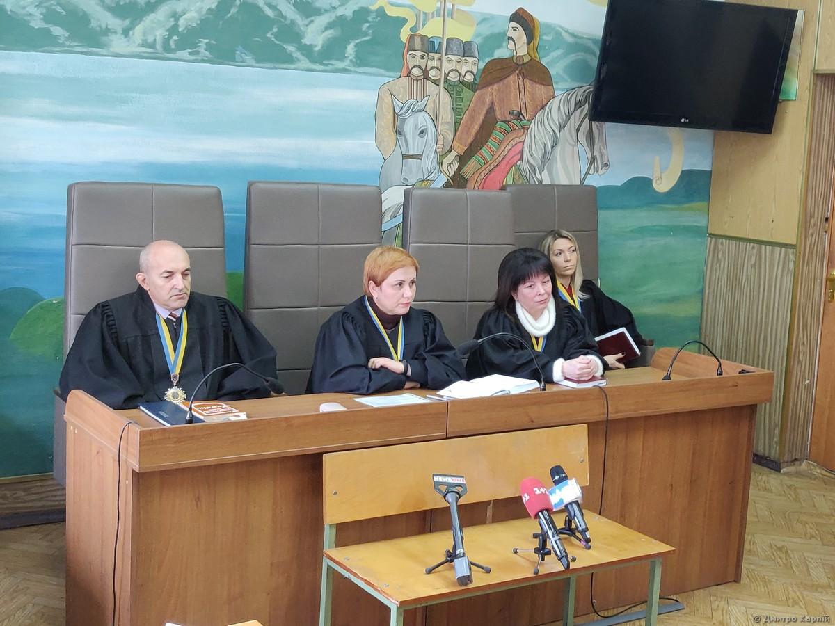 засідання у броварському суді