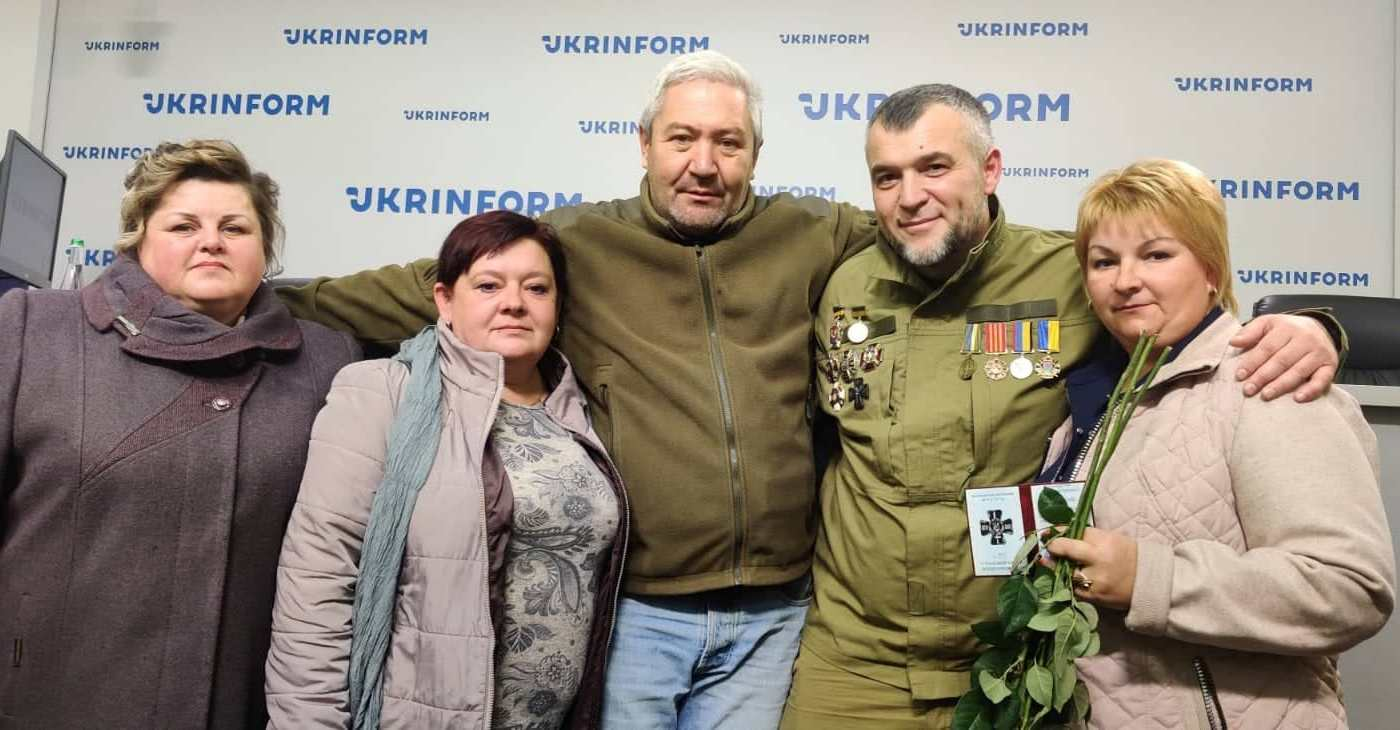 Ігор Муратов, Укрінформ