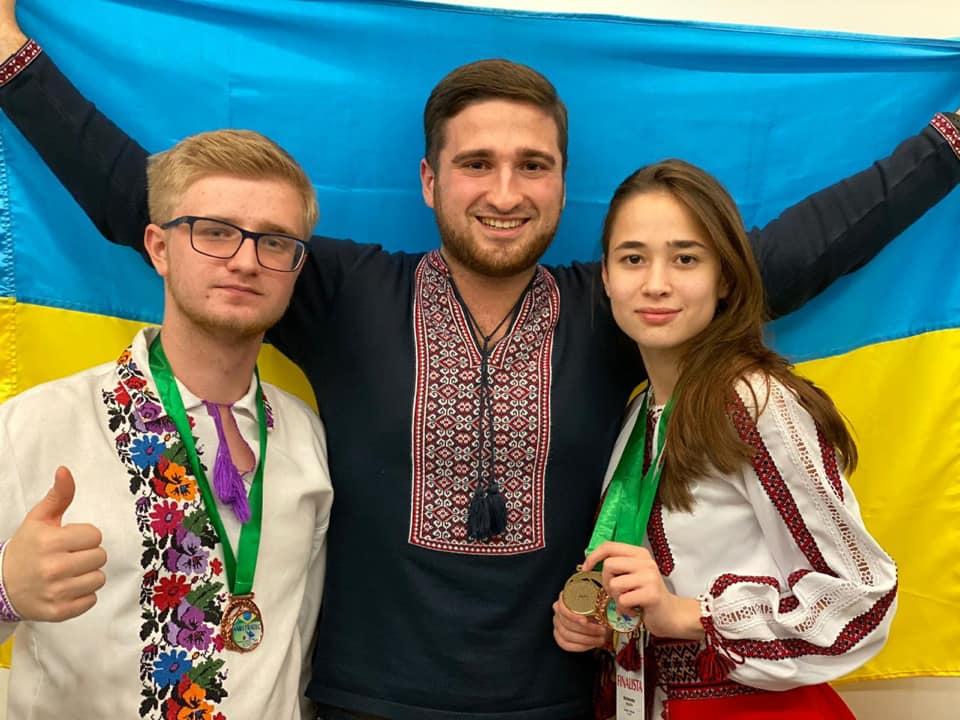 Українські переможці