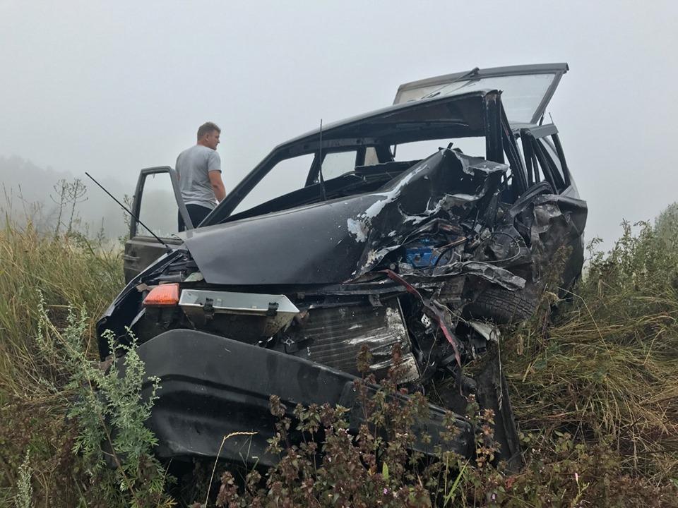 аварія на дорогах Броварщини