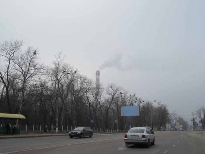 Індекс забруднення якості повітря