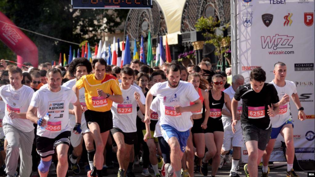 марафон у Києві