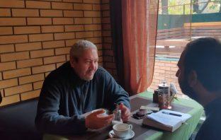 Ігор Муратов, інтерв'ю