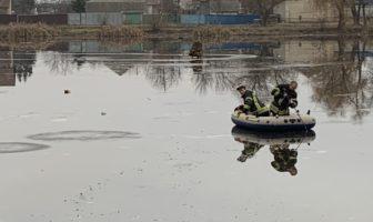 Требухів, водойма, рятувальники