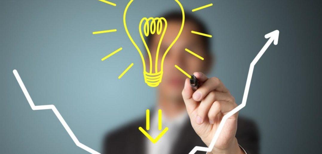 лампа, ідея