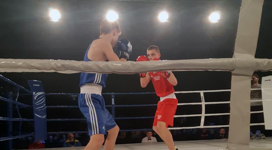 бокс змагання