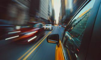 авто, автівка, місто, хмарочоси