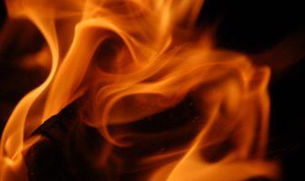 поллум'я, вогонь, горить