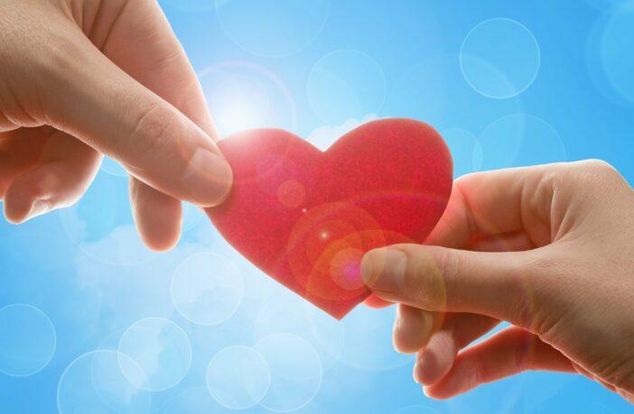 Серце, руки