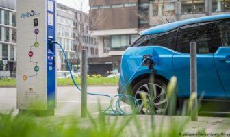 Електрокари в Україні