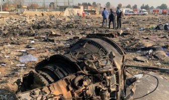 авіакатастрофа, Тегеран