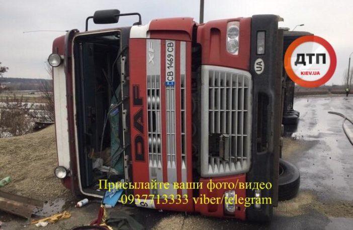 ДТП у Скибині