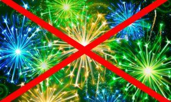 Заборона салютів