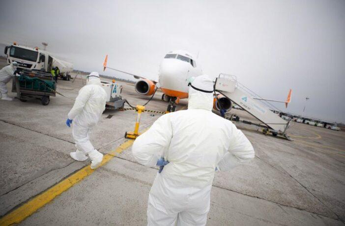 Літак з Уханю