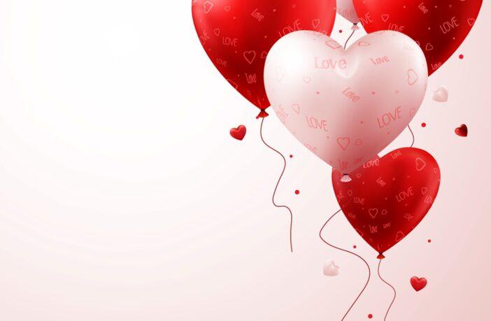 Кульки-серця