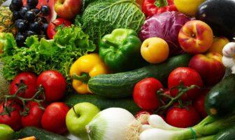 овочі, фрукти