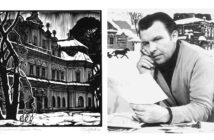 """Іван Батечко і його гравюра """"Митрополичий будинок"""""""