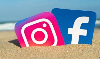 фейсбук, інстаграм