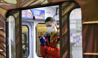 Перший день у метро після відкриття