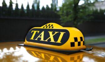 угон таксі