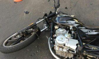 ДТП з мотоциклом