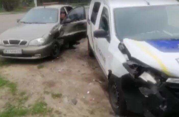 ДТП Зазим'є, поліція