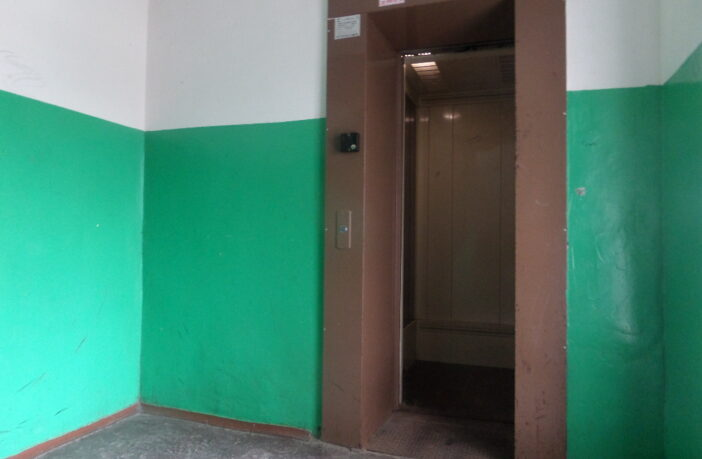 зламаний ліфт
