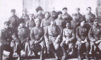 Вояки Армії УНР