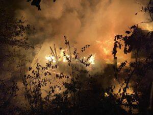 Пожежа 31.07.2020