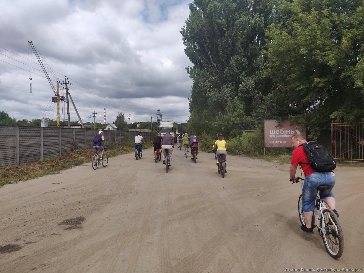 Велоекскурсія