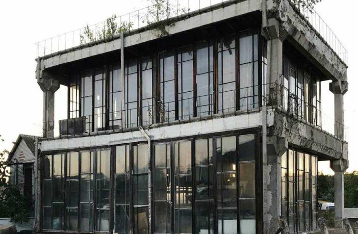 Будинок архітектора Кривецького
