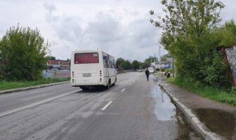 автобусні перевезення