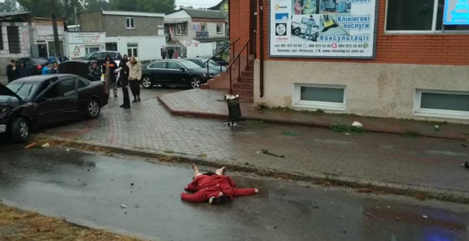 Збив насмерть жінку