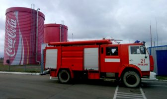 Пожежа на заводі
