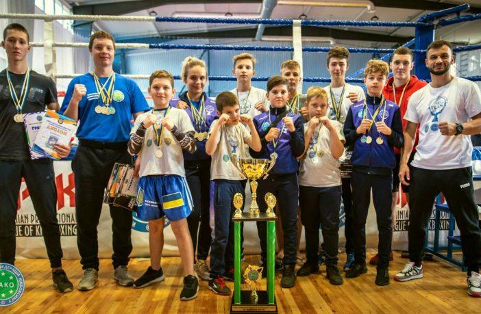 Відкритий Кубок Київської області з кікбоксингу WAKO