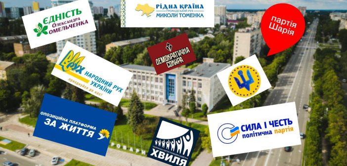 Імена і партії: хто від кого йде в депутати Броварської ОТГ. Частина IV